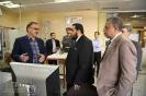 بازدید هیأت عمانی از پژوهشگاه