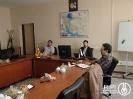 بازدید شرکت بین المللی سی.جی.جی فرانسه از پژوهشگاه