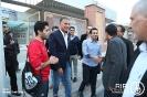 بازدید کی روش مربی تیم ملی فوتبال ایران