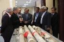 بازدید وزیر علوم، فناوری و تحقیقات سریلانکا
